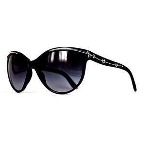 BVLGARI Eggplant Sunglasses